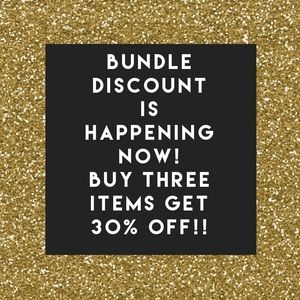 Bundle and save. It's as easy as it sounds.